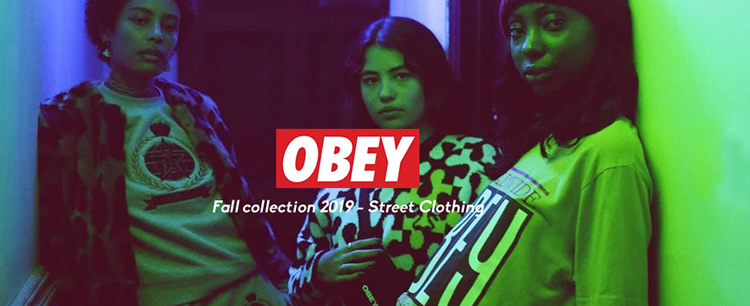 OBEY(オベイ)通販