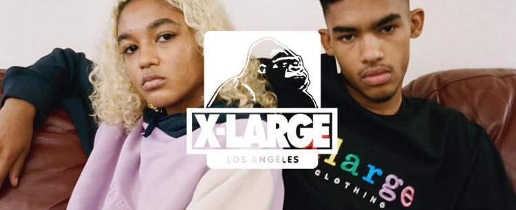 X-LARGE/エクストラージ/通販