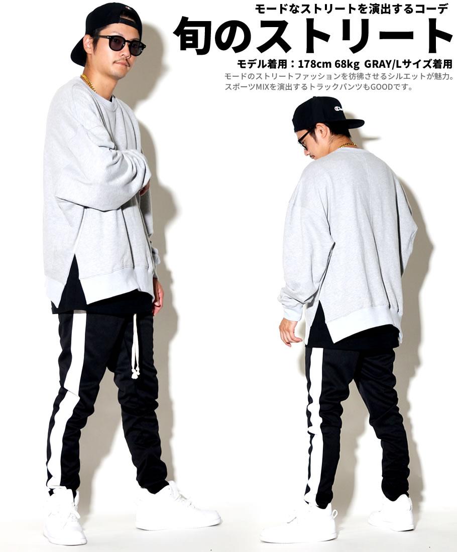 ファッション スポーティー メンズ