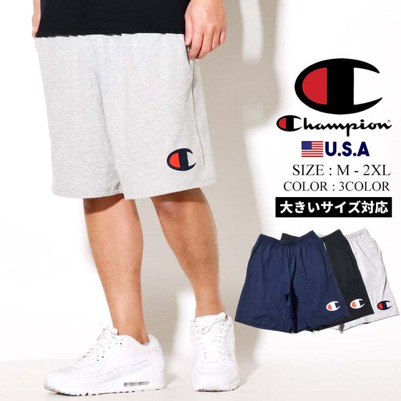 Champion Mens Graphic Jersey Short