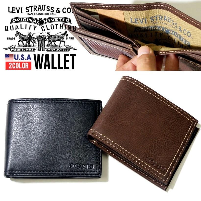 differently fcf16 214d4 LEVI'S リーバイス 財布 ウォレット メンズ 通販 31LV1344 LSAT003